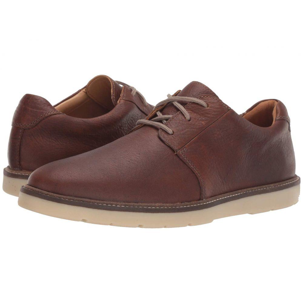 クラークス Clarks メンズ 革靴・ビジネスシューズ シューズ・靴【Grandin Plain】Tan Leather
