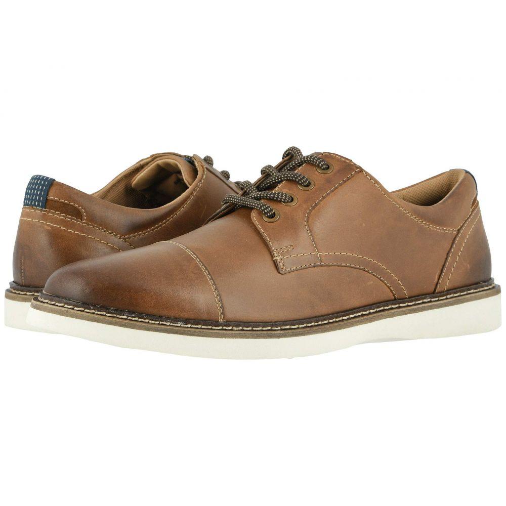 ナンブッシュ Nunn Bush メンズ 革靴・ビジネスシューズ シューズ・靴【Ridgetop Cap Toe Oxford】Tan Multi