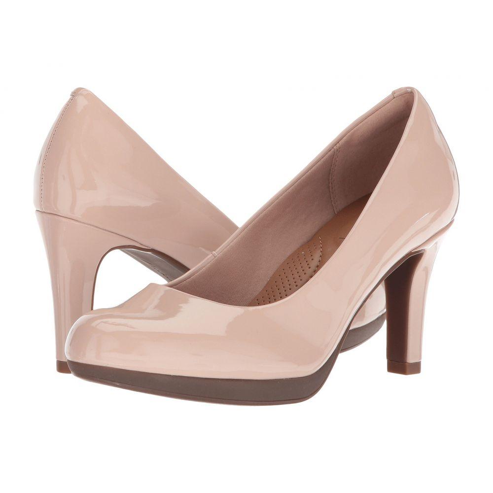 クラークス Clarks レディース ヒール シューズ・靴【Adriel Viola】Dusty Pink