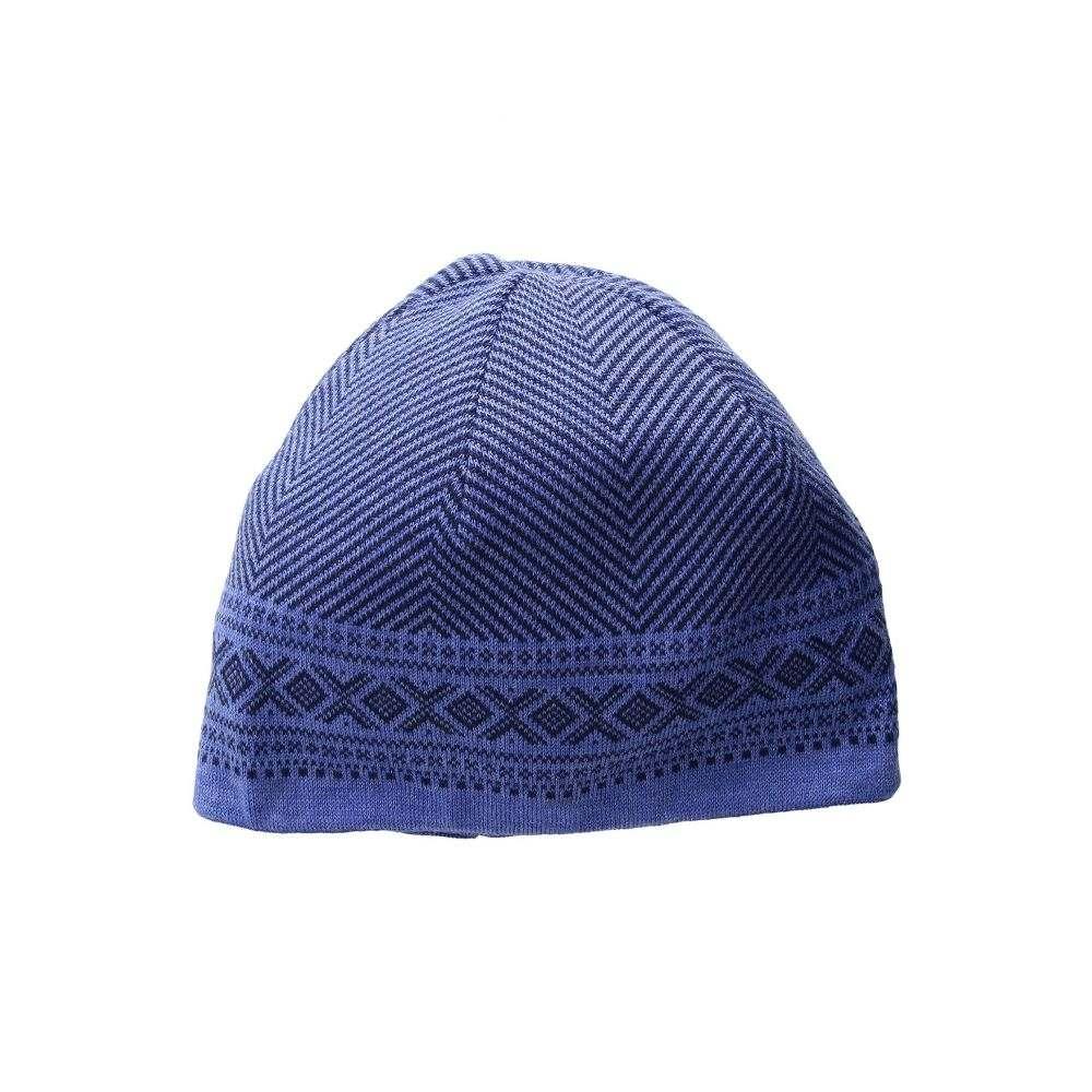ダーレ オブ ノルウェイ Dale of Norway メンズ ニット 帽子【Harald Hat】H-Navy Melange/Medium Blue Melange
