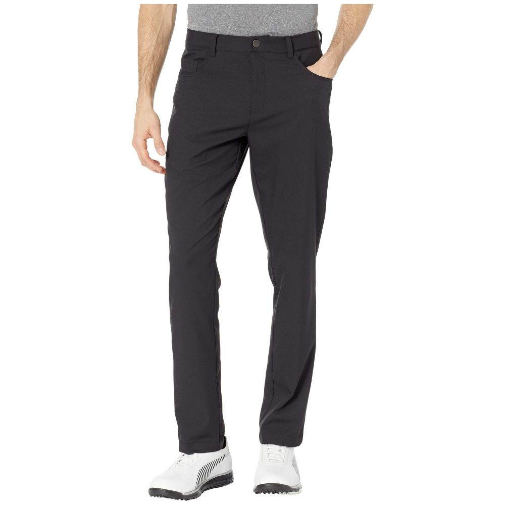 プーマ PUMA Golf メンズ ボトムス・パンツ 【Jackpot Five-Pocket Pants】PUMA Black
