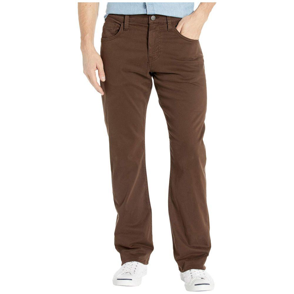 マーヴィ ジーンズ Mavi Jeans メンズ ボトムス・パンツ 【Matt Mid-Rise Relaxed Straight Leg in Coffee Bean Twill】Coffee Bean Twill