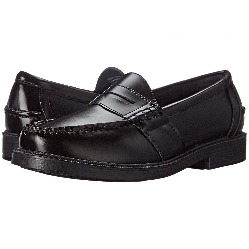ナンブッシュ Nunn Bush メンズ ローファー シューズ・靴【Lincoln Penny Loafer】Black Polished Leather