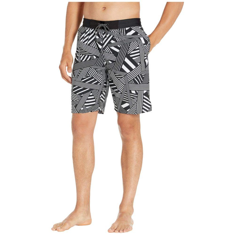 ナイキ Nike メンズ 海パン ショートパンツ 水着・ビーチウェア【9' 6:1 Dazzle Vital Volley Shorts】Black
