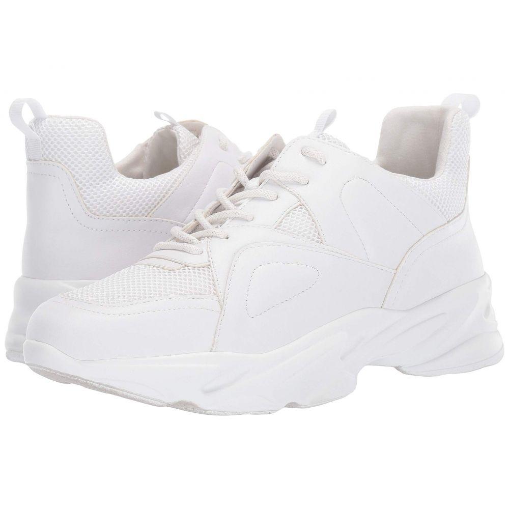 スティーブ マデン Steve Madden メンズ スニーカー シューズ・靴【Mover Sneaker】White