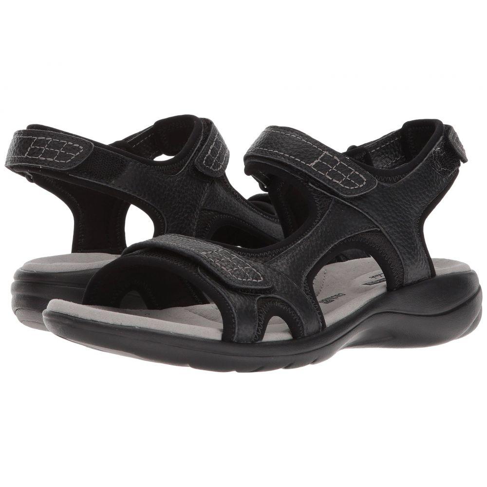 クラークス Clarks レディース ヒール シューズ・靴【Saylie Jade】Black Tumbled Leather