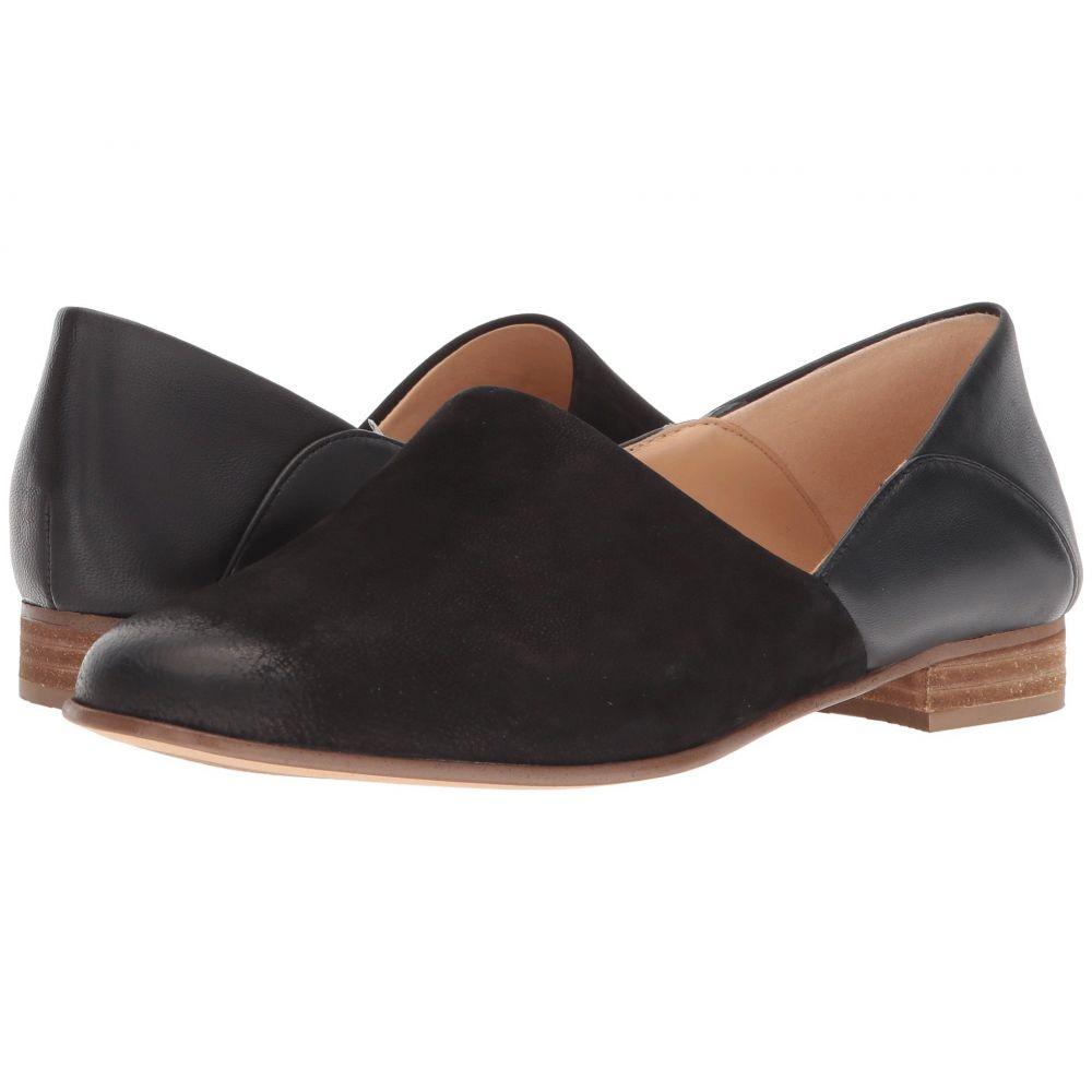 クラークス Clarks レディース ローファー・オックスフォード シューズ・靴【Pure Tone】Black Combination