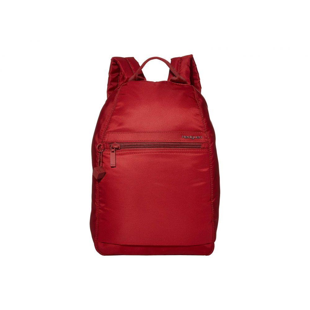 ヘデグレン Hedgren レディース バックパック・リュック バッグ【Vogue RFID Backpack】Sun Dried Tomato
