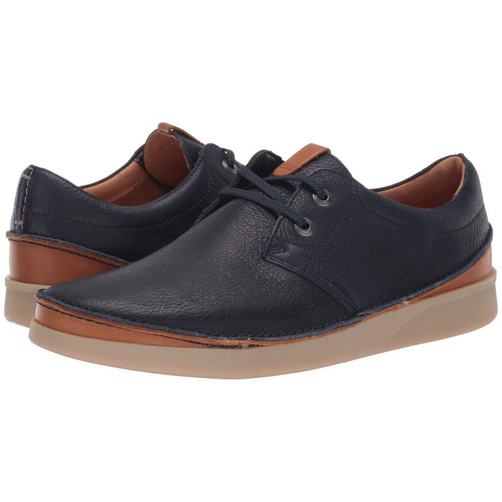 クラークス Clarks メンズ 革靴・ビジネスシューズ シューズ・靴【Oakland Lace】Navy Leather