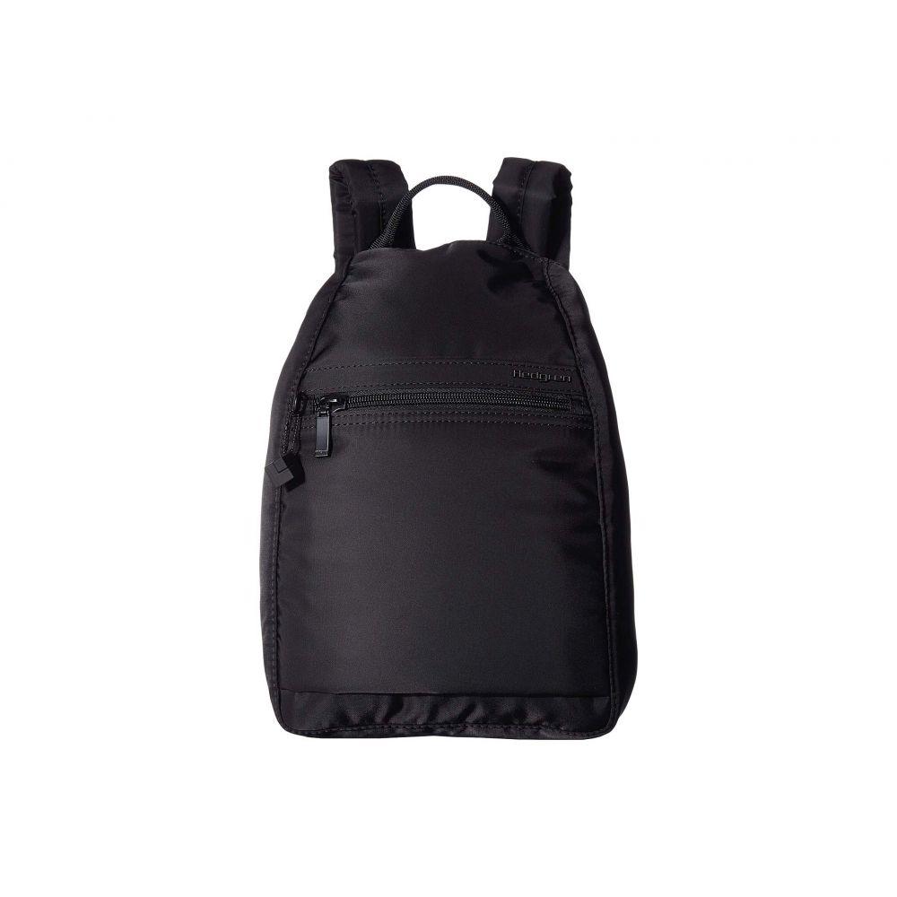 ヘデグレン Hedgren レディース バックパック・リュック バッグ【Vogue RFID Backpack】Black