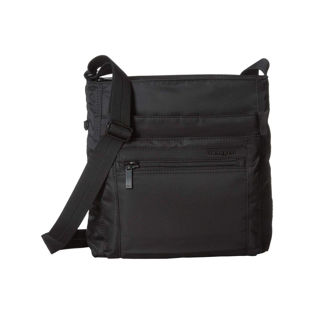 ヘデグレン Hedgren レディース ショルダーバッグ バッグ【Orva RFID Shoulder Bag】Black
