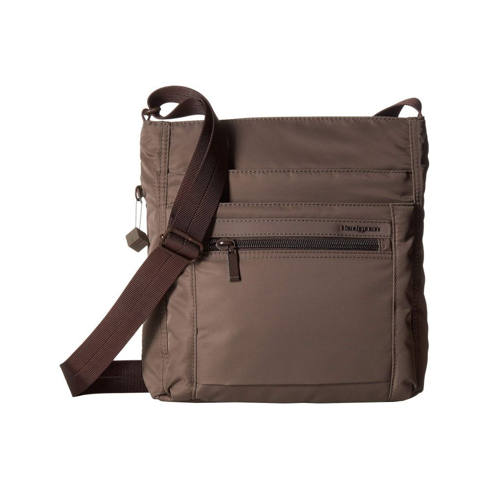 ヘデグレン Hedgren レディース ショルダーバッグ バッグ【Orva RFID Shoulder Bag】Sepia/Brown