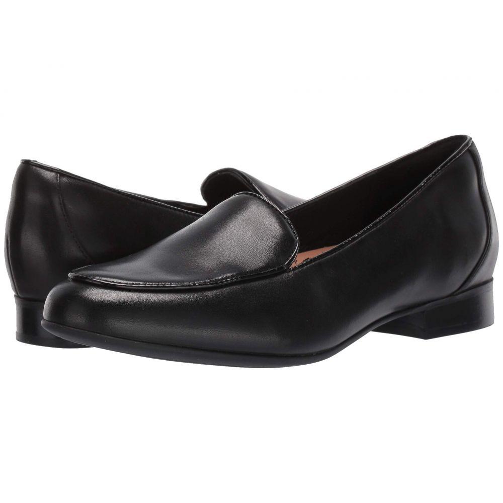 クラークス Clarks レディース ローファー・オックスフォード シューズ・靴【Un Blush Ease】Black Leather