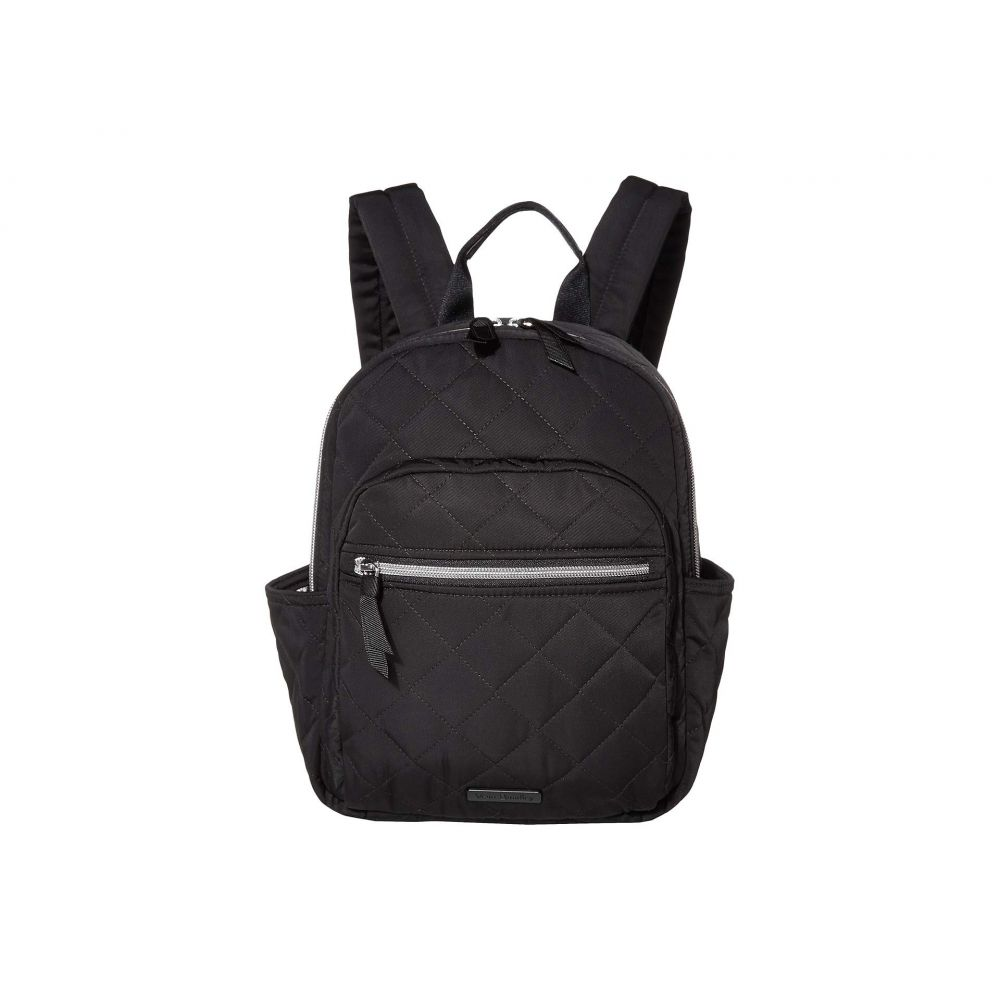 ヴェラ ブラッドリー Vera Bradley レディース バックパック・リュック バッグ【Iconic Performance Twill Small Backpack】Black