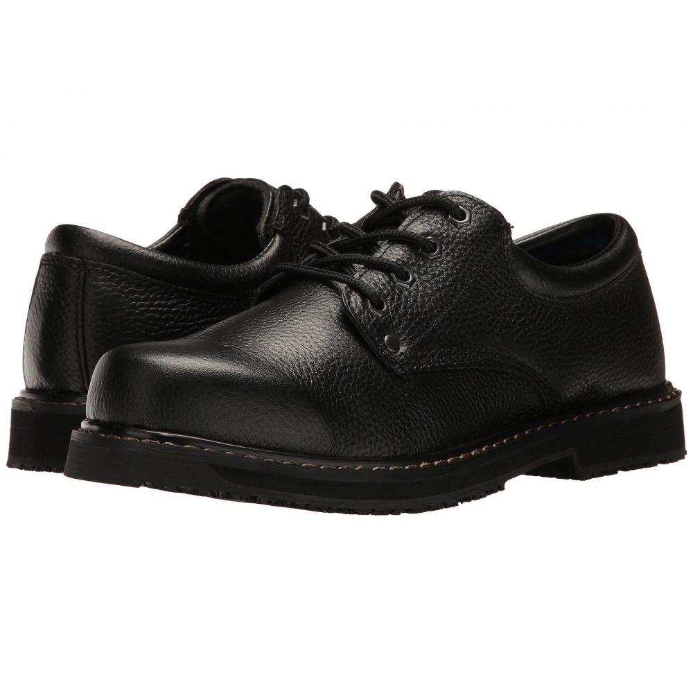 ドクター ショール Dr. Scholl's Work メンズ 革靴・ビジネスシューズ シューズ・靴【Harrington II】Black Leather