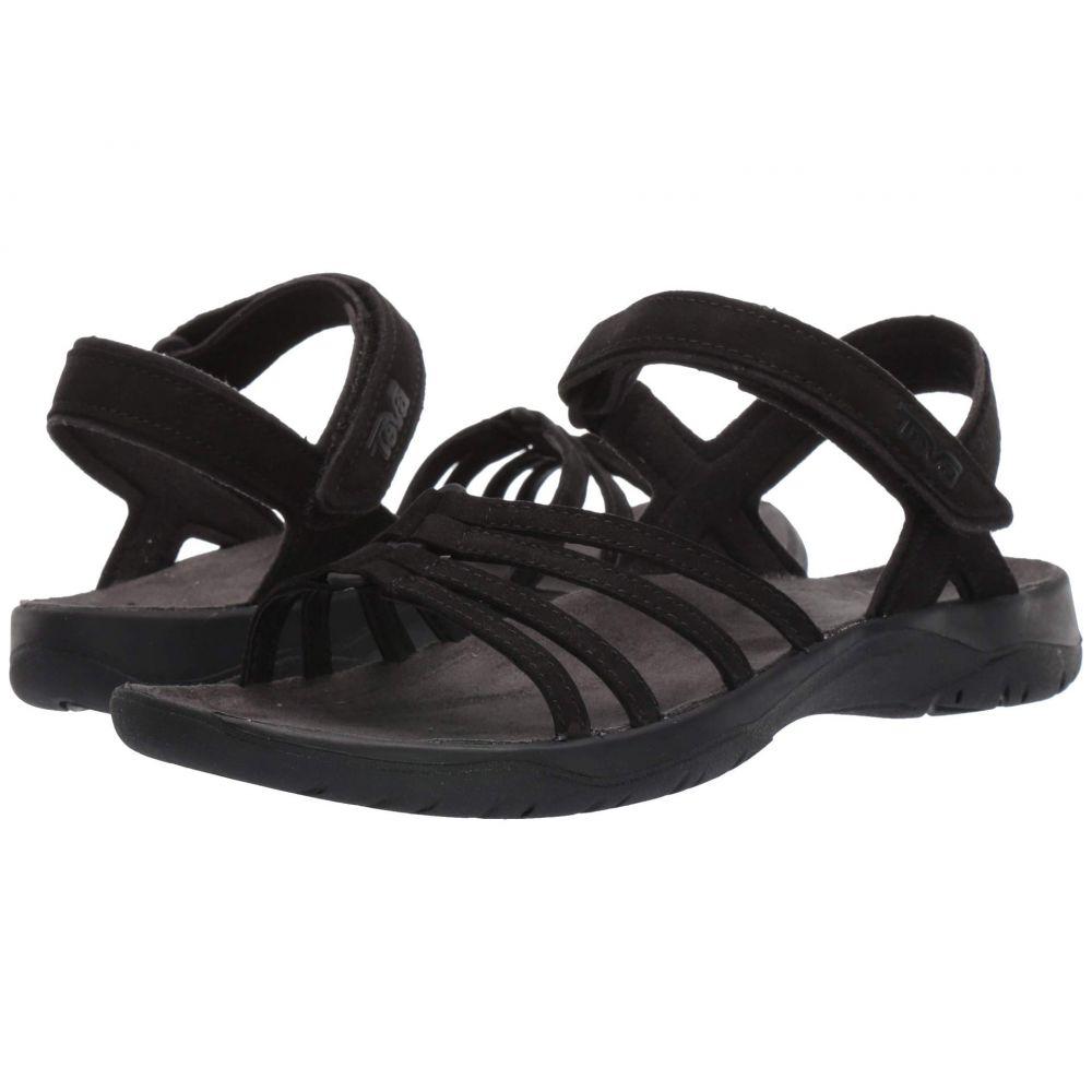 テバ Teva レディース サンダル・ミュール シューズ・靴【Elzada Sandal Lea】Black