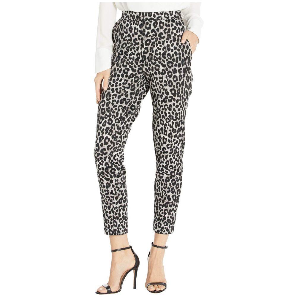 マイケル コース MICHAEL Michael Kors レディース ボトムス・パンツ 【Cheetah Pull-On Trousers】Gunmetal