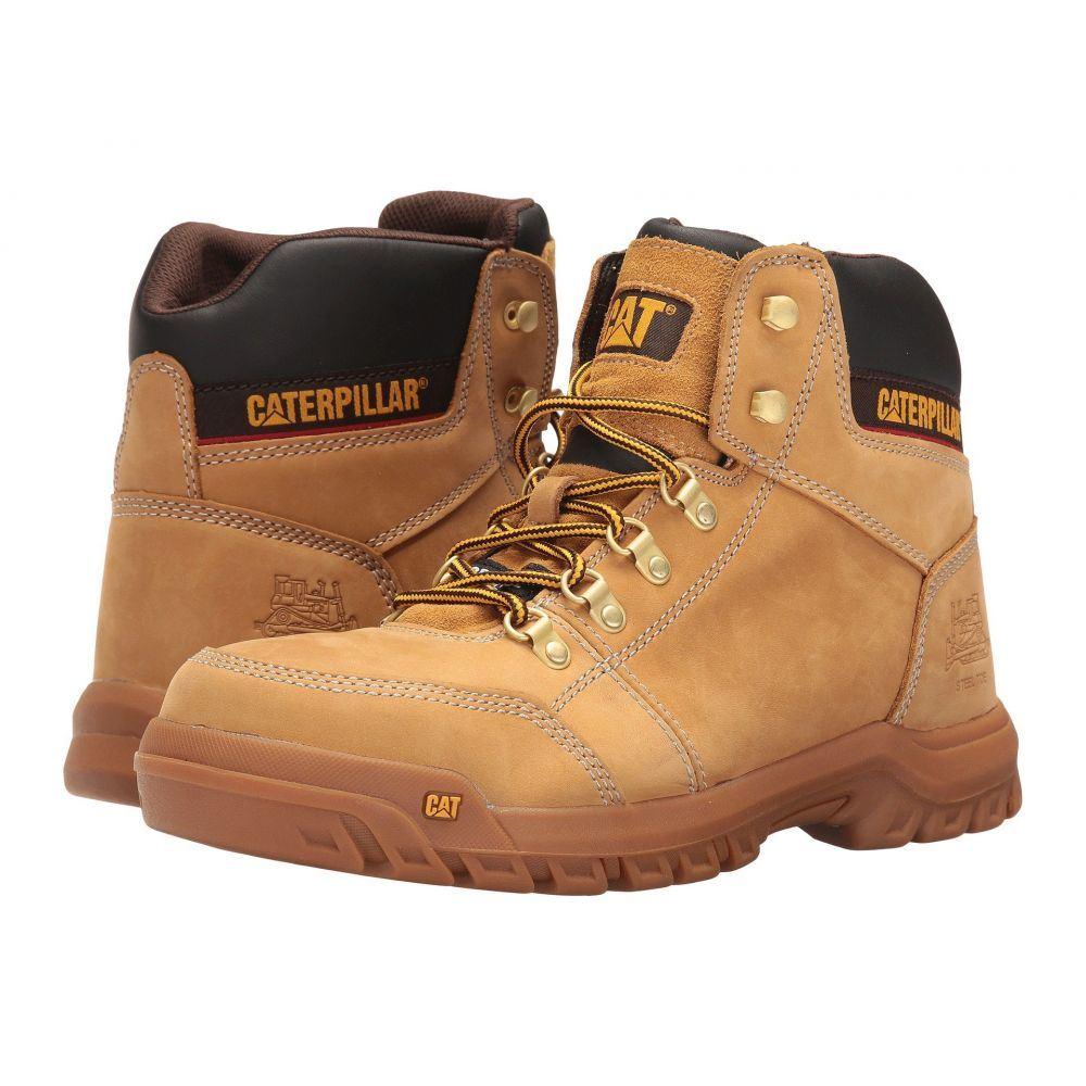 キャピタラー カジュアル Caterpillar メンズ ブーツ シューズ・靴【Outline ST】Honey Reset