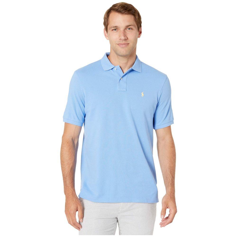 ラルフ ローレン Polo Ralph Lauren メンズ ポロシャツ トップス【Classic Fit Polo】Cabana Blue
