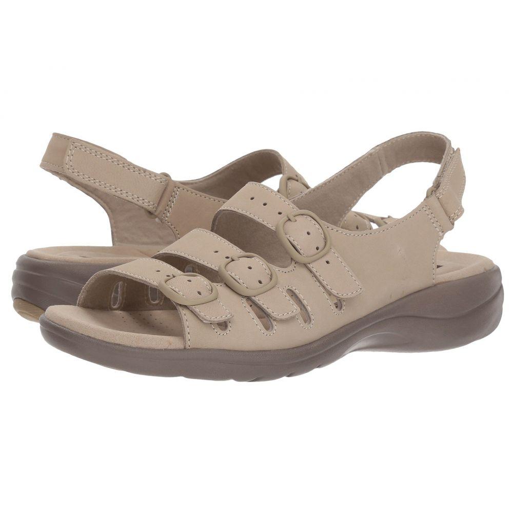 クラークス Clarks レディース サンダル・ミュール シューズ・靴【Saylie Quartz】Sand Nubuck