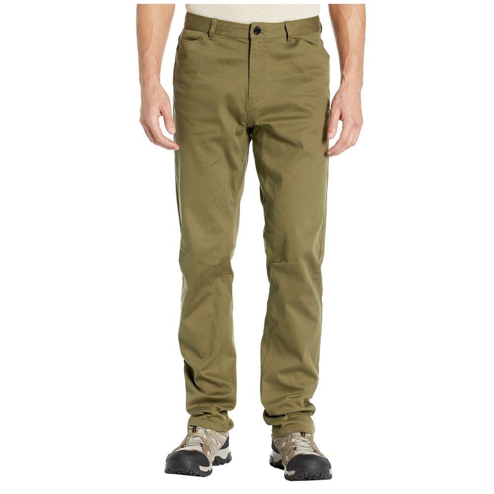 マウンテンハードウェア Mountain Hardwear メンズ ボトムス・パンツ 【Kentro(TM) Cord Pants】Combat Green