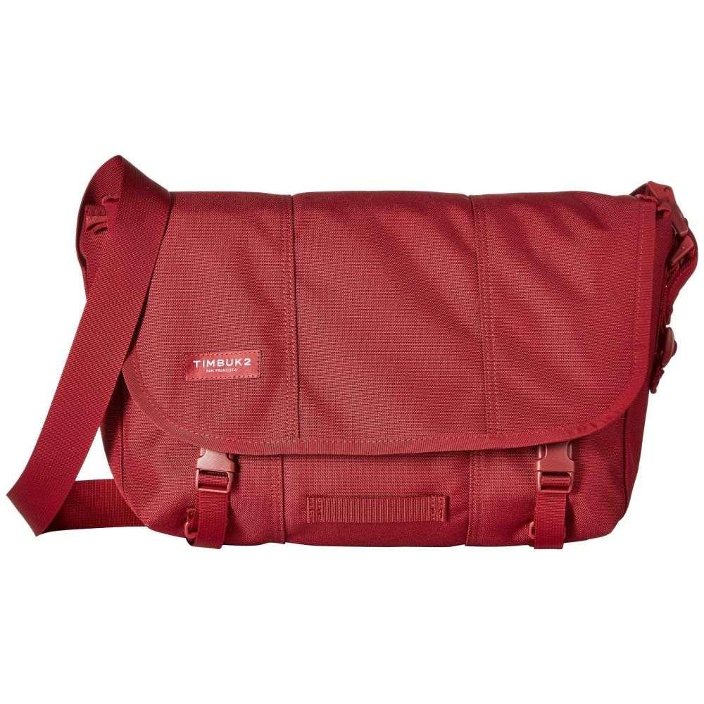 ティンバックツー Timbuk2 レディース ショルダーバッグ メッセンジャーバッグ バッグ【Classic Messenger - Small】Collegiate Red
