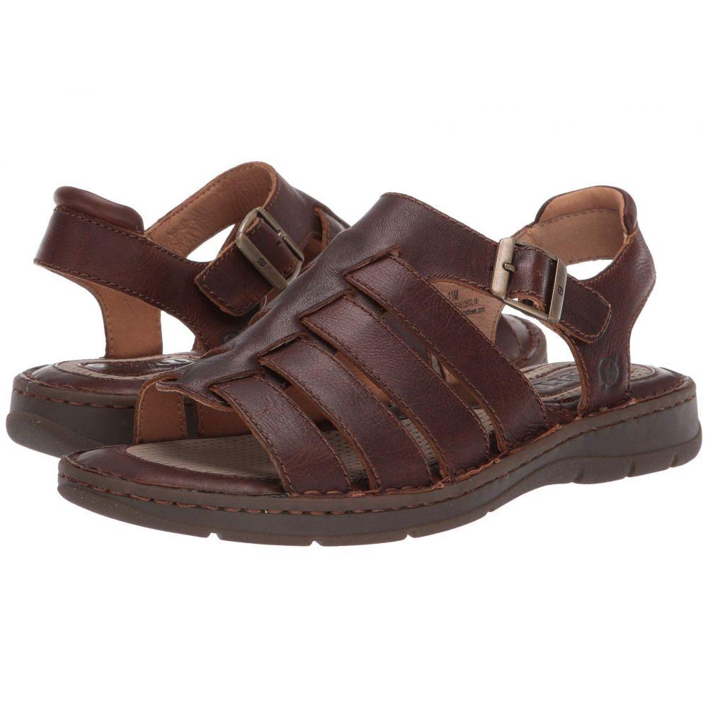ボーン Born メンズ サンダル シューズ・靴【Wichita】Tan Full Grain Leather
