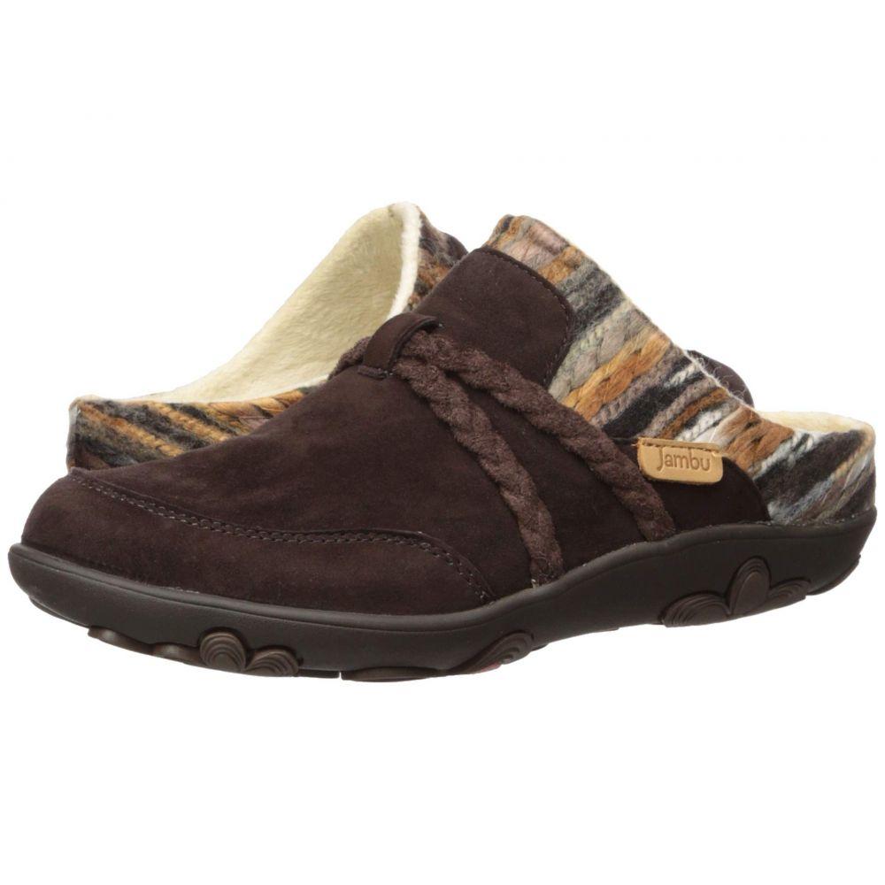 ジャンブー Jambu レディース サンダル・ミュール シューズ・靴【Penny】Brown