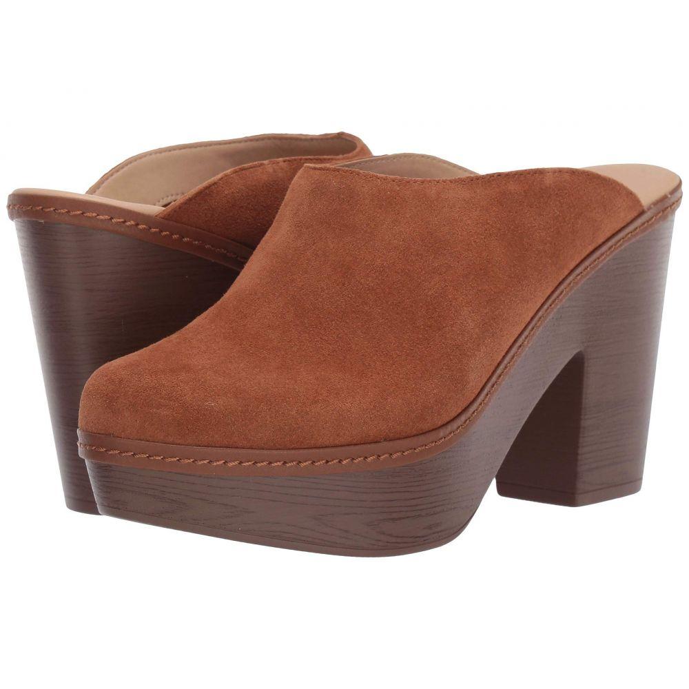 チャイニーズランドリー Chinese Laundry レディース ブーツ シューズ・靴【Florina】Aged Cognac Suede