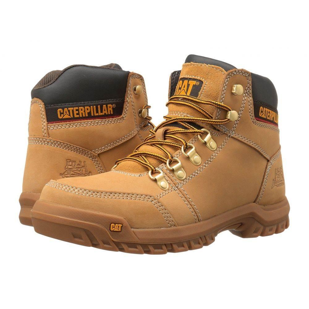 キャピタラー カジュアル Caterpillar メンズ ブーツ シューズ・靴【Outline】Honey Reset