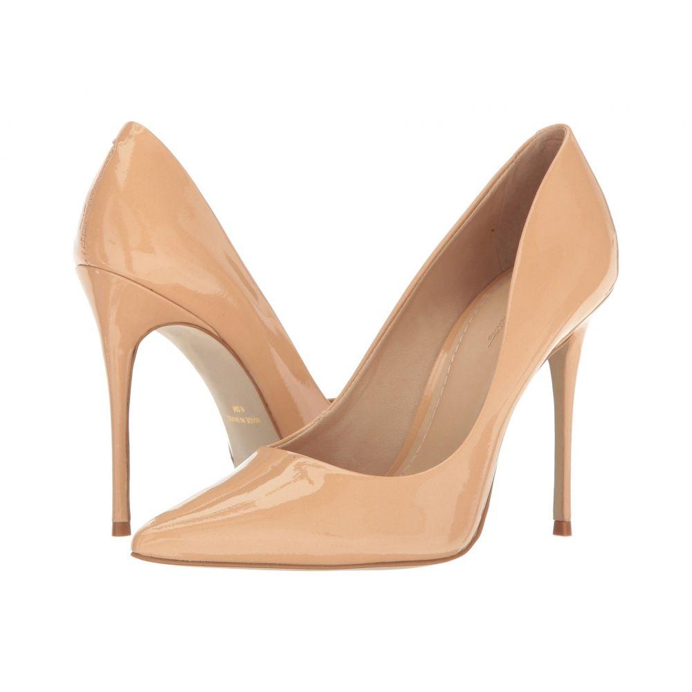 Patent Toe Pump Massimo シューズ・靴【Pointy Matteo 17】Nude マッテオ マッシモ レディース パンプス