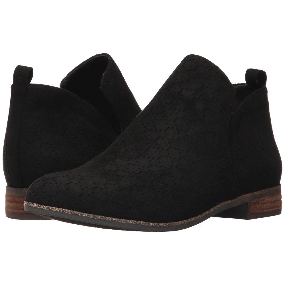 ドクター ショール Dr. Scholl's レディース ブーツ シューズ・靴【Rate】Black Microfiber