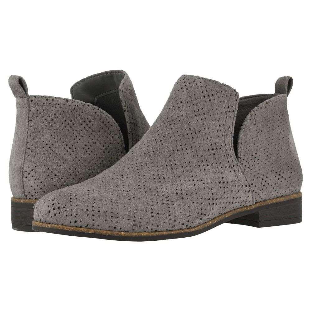 ドクター ショール Dr. Scholl's レディース ブーツ シューズ・靴【Rate】Dark Shadow Grey Microfiber Perf
