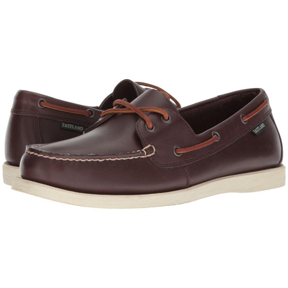 イーストランド Eastland 1955 Edition メンズ デッキシューズ シューズ・靴【Seaquest】Dark Brown