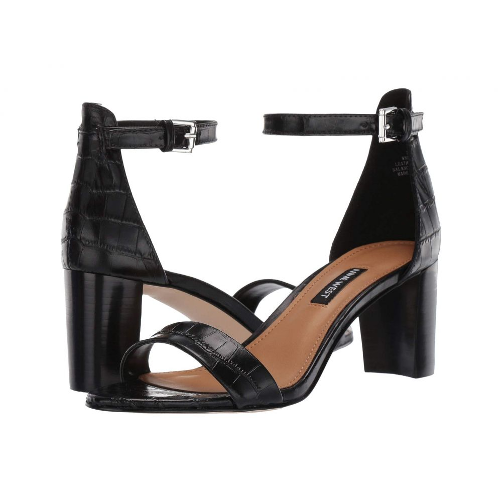 ナインウェスト Nine West レディース サンダル・ミュール シューズ・靴【Pruce Block Heel Sandal】Black