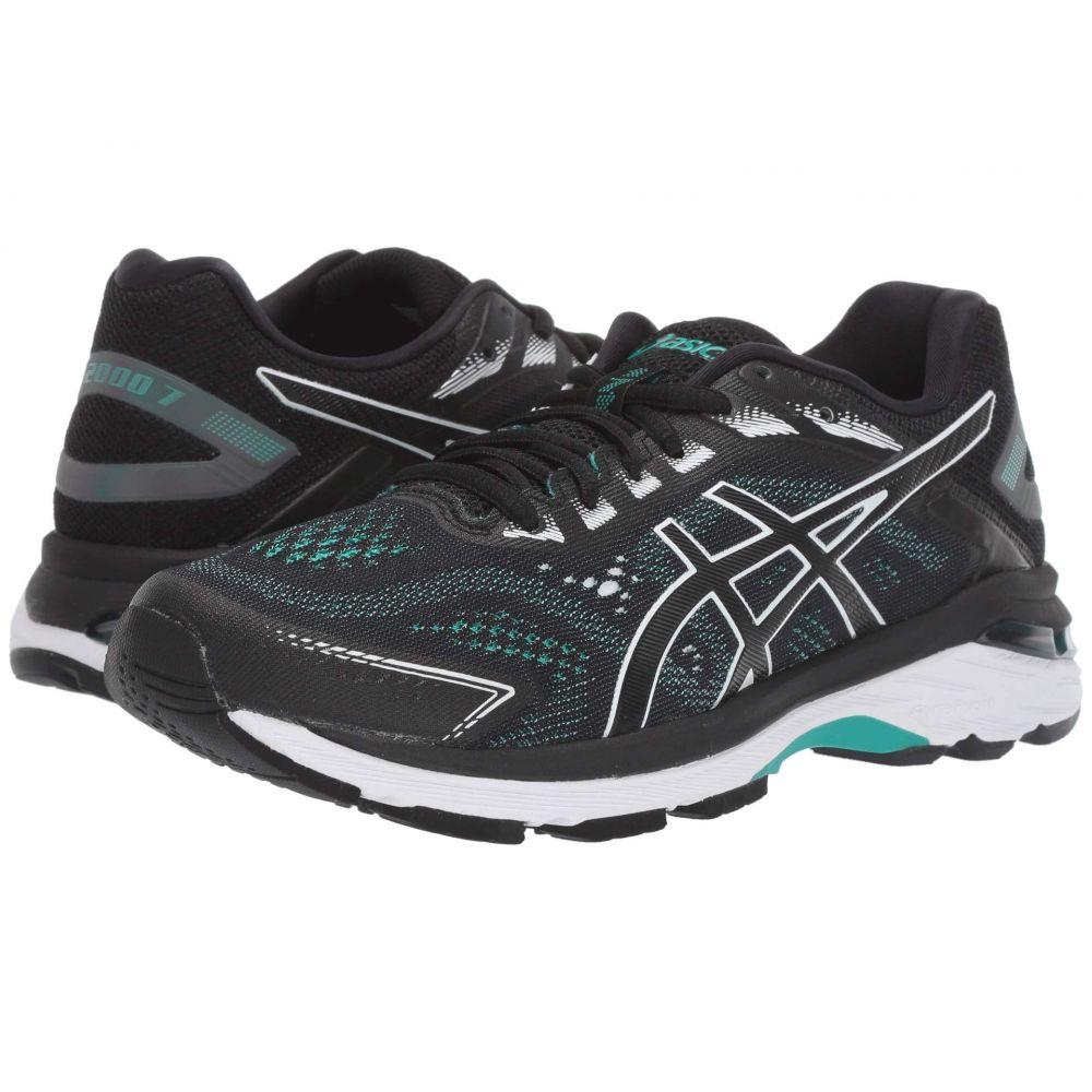 アシックス ASICS レディース ランニング・ウォーキング シューズ・靴【GT-2000 7】Black/Black