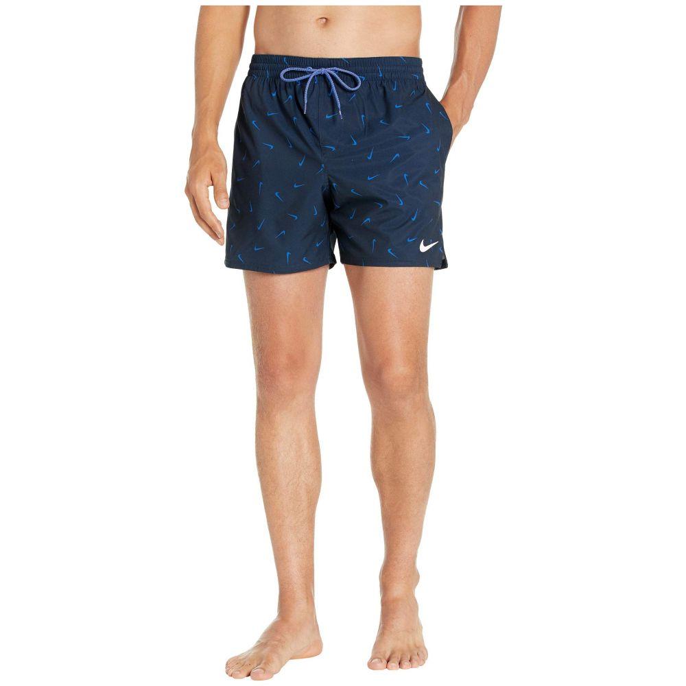 ナイキ Nike メンズ 海パン ショートパンツ 水着・ビーチウェア【5' Confetti Lap Volley Shorts】Obsidian