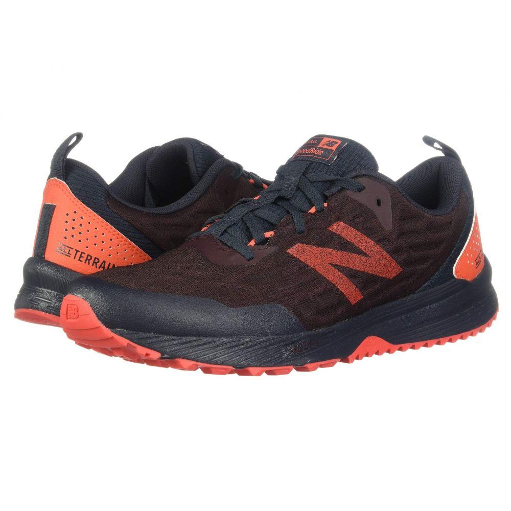 ニューバランス New Balance メンズ ランニング・ウォーキング シューズ・靴【Nitrel v3】Henna/Coral Glow
