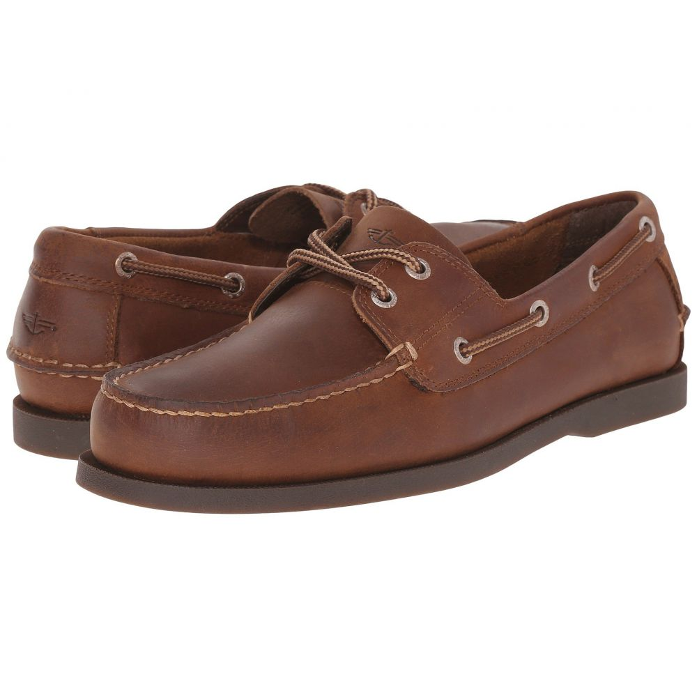 ドッカーズ Dockers メンズ デッキシューズ デッキシューズ シューズ・靴【Vargas Boat Shoe】Rust Crazyhorse