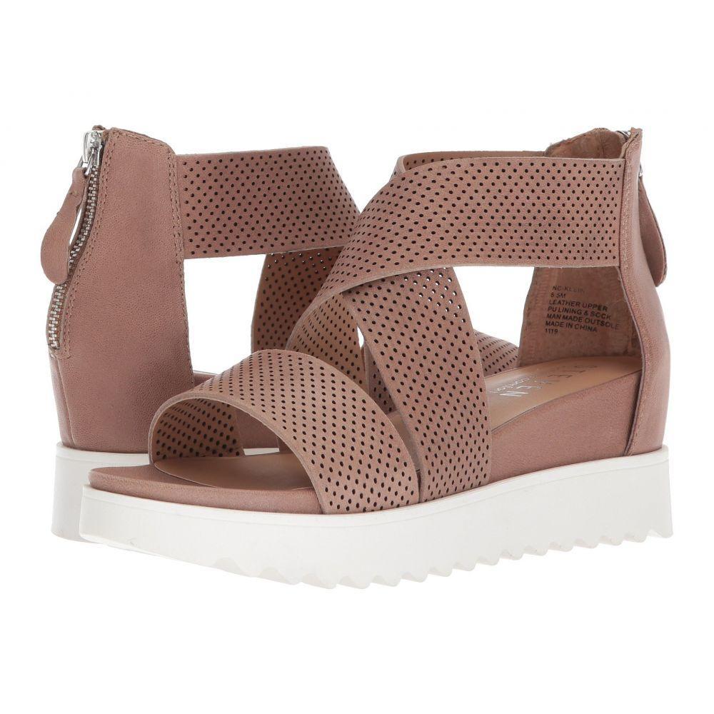 スティーブン Steven レディース サンダル・ミュール ウェッジソール シューズ・靴【NC-Klein Wedge Sandal】Tan Leather
