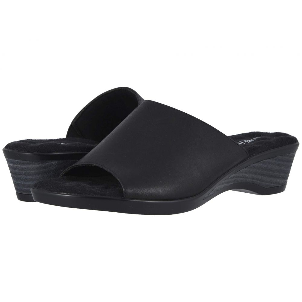ウォーキング クレードル Walking Cradles レディース ヒール シューズ・靴【Kerry】Black Leather