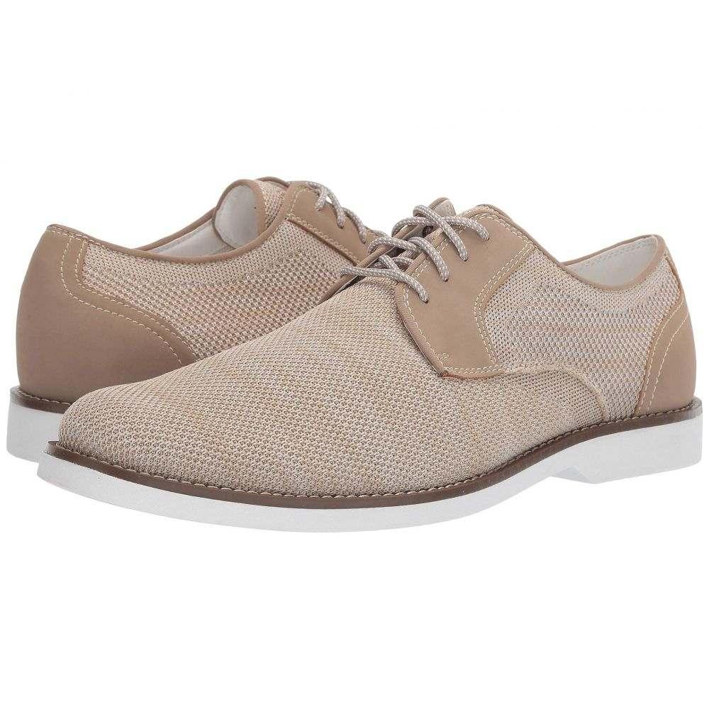 ドッカーズ Dockers メンズ 革靴・ビジネスシューズ シューズ・靴【Orville】Oatmeal Knit/Nubuck