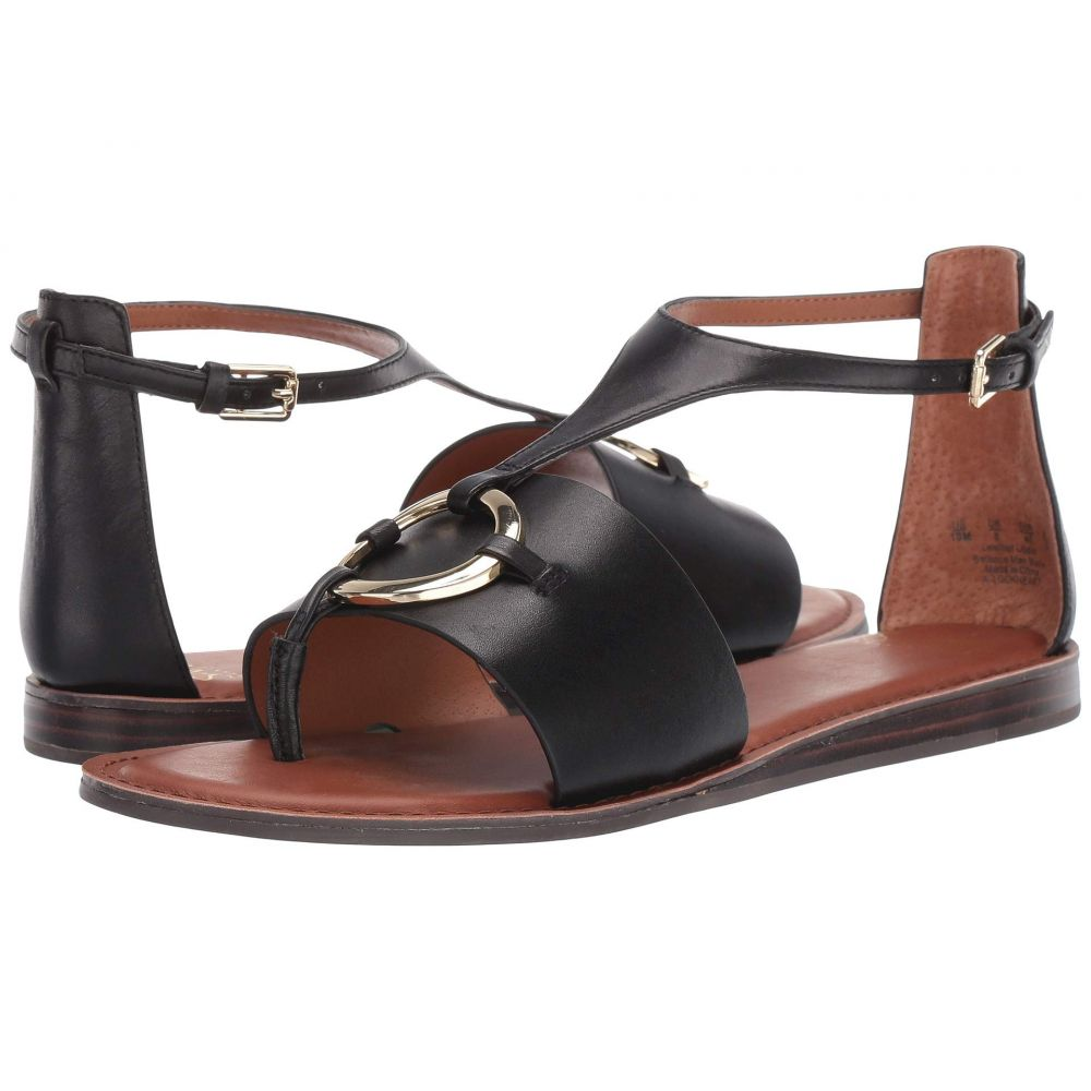 フランコサルト Franco Sarto レディース サンダル・ミュール シューズ・靴【Lockheart】Black Leather