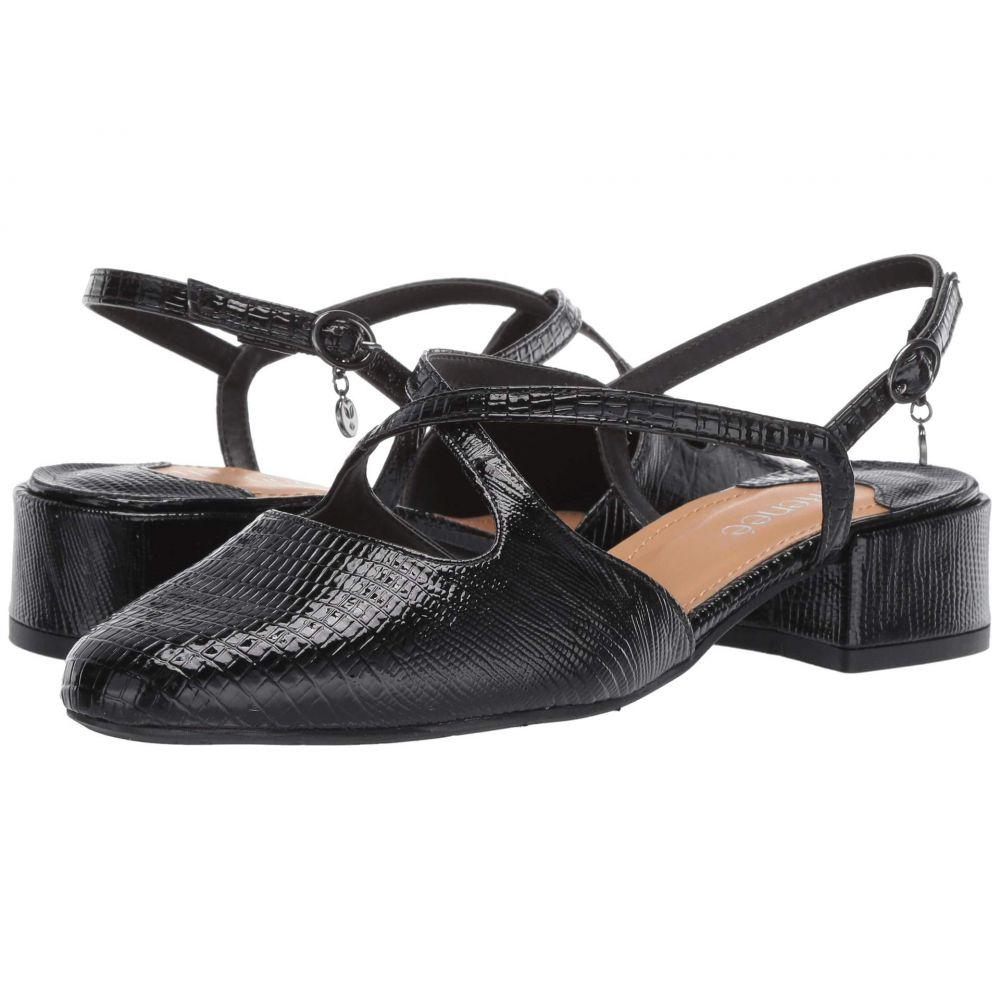 ジェイレニー J. Renee レディース ヒール シューズ・靴【Petara】Black