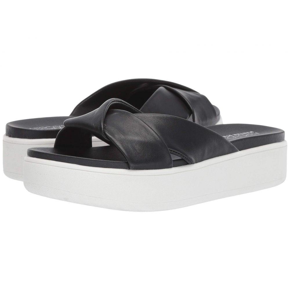 エアロソールズ Aerosoles レディース サンダル・ミュール シューズ・靴【Martha Stewart Ceramic】Black Leather
