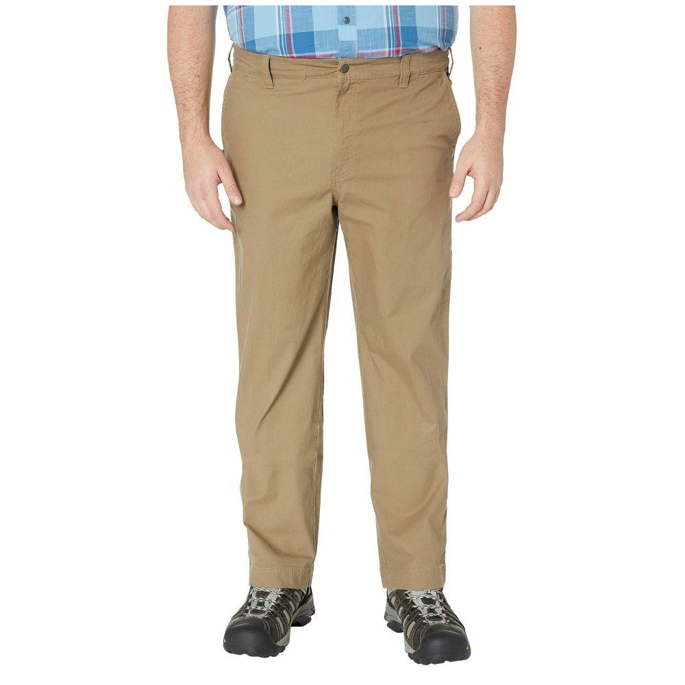 コロンビア Columbia メンズ ボトムス・パンツ 大きいサイズ【Big & Tall Flex ROC Pant】Flax