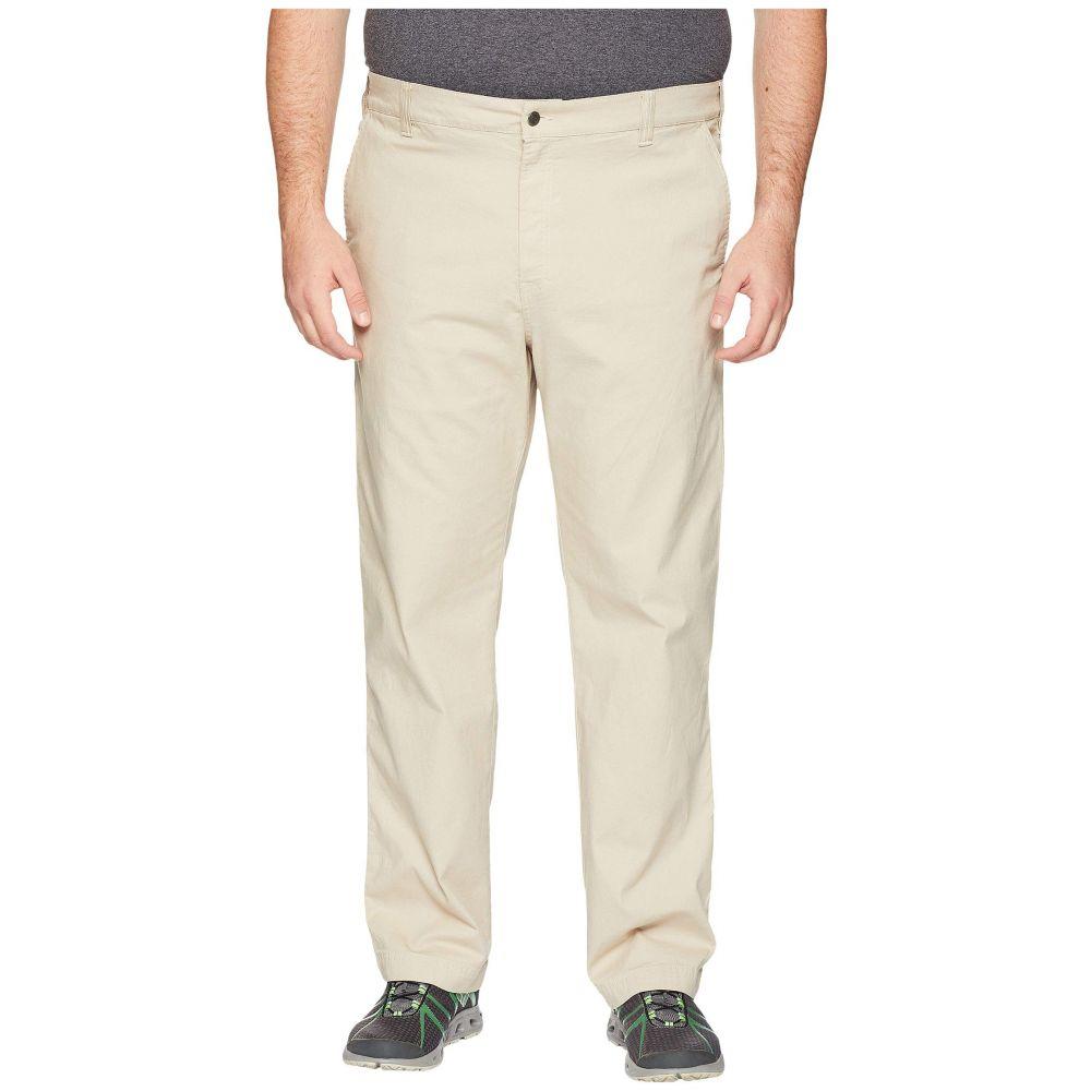 コロンビア Columbia メンズ ボトムス・パンツ 大きいサイズ【Big & Tall Flex ROC Pant】Fossil