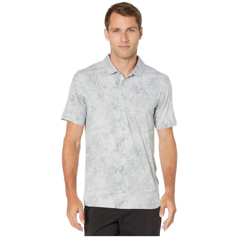 プーマ PUMA Golf メンズ ポロシャツ トップス【Fronds Polo】Quarry