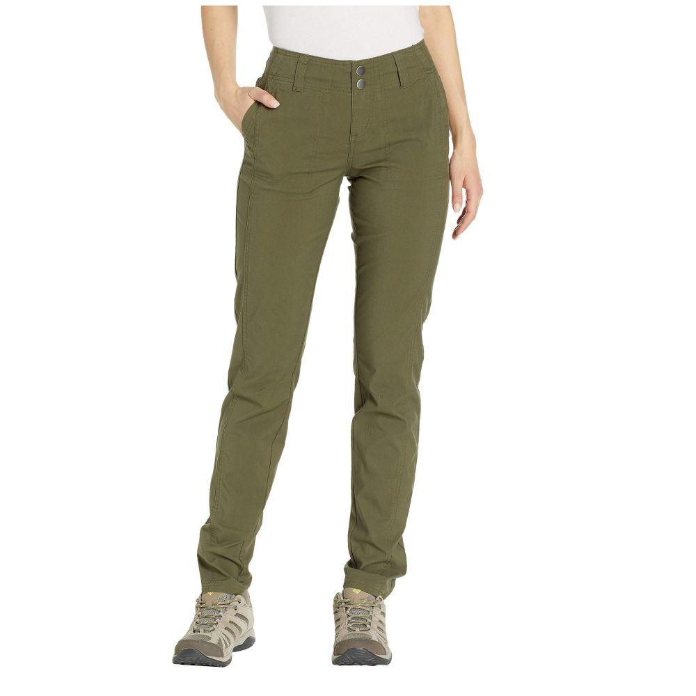 プラーナ Prana レディース ボトムス・パンツ 【Kalinda Pants】Cargo Green