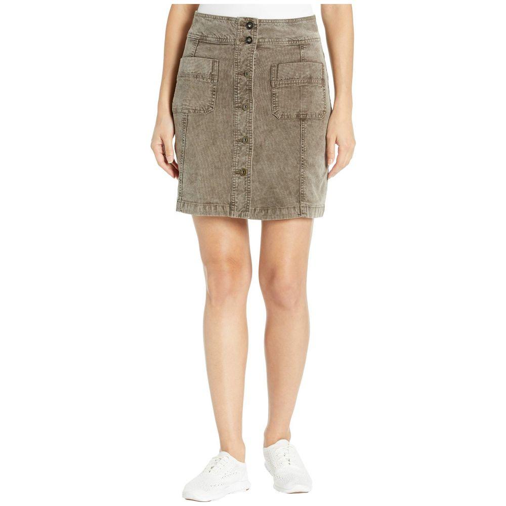 プラーナ Prana レディース スカート 【Merrigan Skirt】Mud